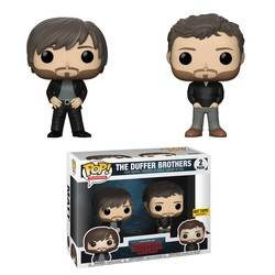 Stranger Things - The Duffer Brothers 2 Pack