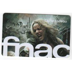 Carte cadeau Fnac Sucker Punch 2