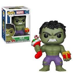 Marvel - Hulk with Presents