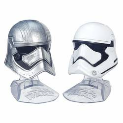Captain Phasma & First Order Stormtrooper
