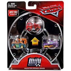 Red, Mater & Ramone 3 Pack