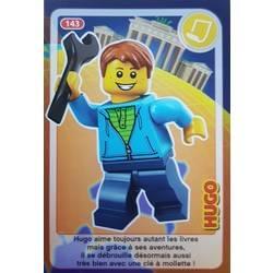 Carte Lego Auchan Livre.Album Collector Officiel Cartes Lego Auchan Cree Ton Monde
