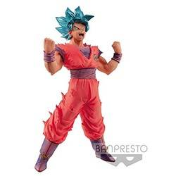 Goku Super Saiyan God Blue Blood Of Saiyans