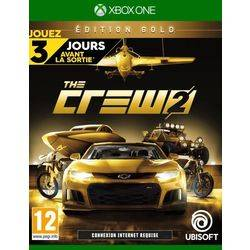 The Crew 2 Edition Gold