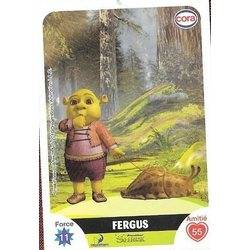 Carte FERGUS (Shrek)