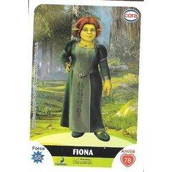 Carte FIONA (Shrek)