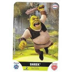Carte SHREK