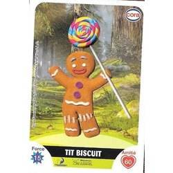 Carte TIT BISCUIT (Shrek)