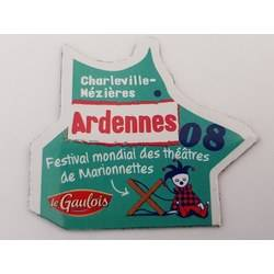 08 - Ardennes (variante bleu turquoise)