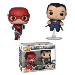 Justice League - The Flash and Superman 2 Pack