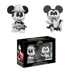 Disney - Mickey Mouse Black & White 2 Pack