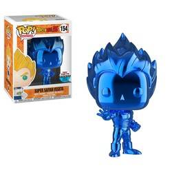 Dragonball Z - Super Saiyan Vegeta Blue Chrome