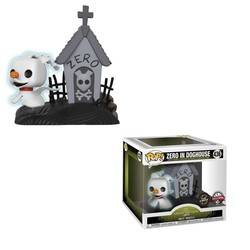 Nightmare Before Christmas - Zero in Doghouse GITD