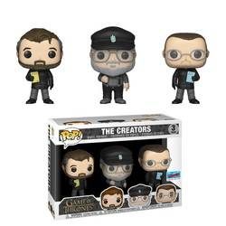 Game of Thrones - Show Creators 3 Pack
