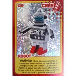 Carte Lego Auchan Echange.Liste Des Cartes Lego Auchan Cree Ton Monde