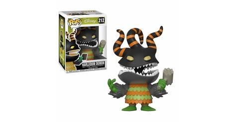 Funko POP Nightmare Before Christmas 25th Harlequin Demon