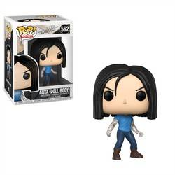 Alita: Battle Angel - Alita Doll Body