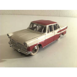 SIMCA Vedette Chambord (Beige - Rouge)