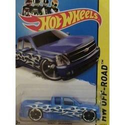 Chevy Silverado HW Hot-Trucks