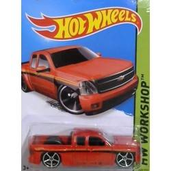 Chevy Silverado HW Workshop