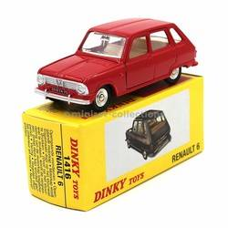RENAULT 6 (Rouge)