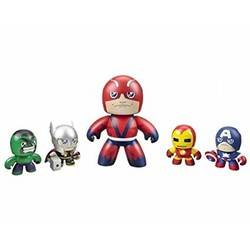 Avengers 5-pack : Captain America, Thor, Iron Man, Hulk, & Giant Man
