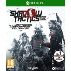 Shadows Tactics Blades of the Shogun