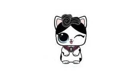 Doll Kitten Lol Surprise Biggie Pets Eye Spy Action Figure