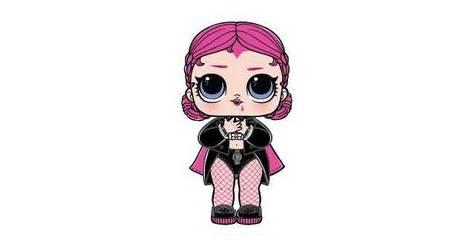 Countess figurine Lol Surprise Eye Spy Underwraps Lil