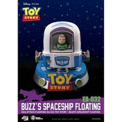 Buzz's Spaceship Floating