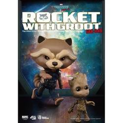 Rocket with Groot