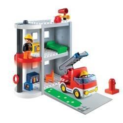 Liste playmobil transportable - Caserne de police playmobil ...