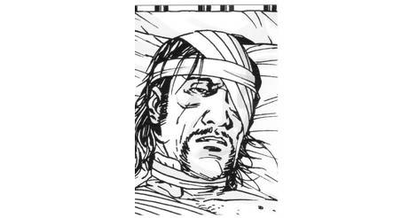 Manipulation - The Walking Dead Comic Book Set 1 card 086