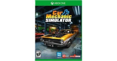 Car Mechanic Simulator 2018 Xbox One Game