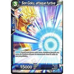 Son Goku, attaque furtive foil