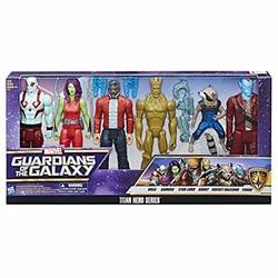 Guardians of The Galaxy - Pack 6 Figurines