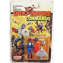 Dino Riders Commando Glyde