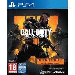 Call Of Duty Black Ops IIII - Specialist Edition