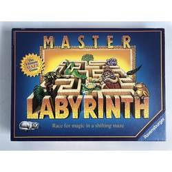 Master Labyrinth - Race for Magic in a Shifting Maze