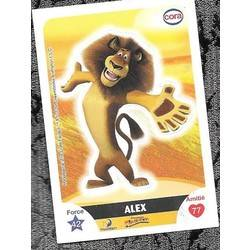 Sticker ALEX (Madagascar)