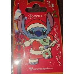 Stitch Christmas & Scrump