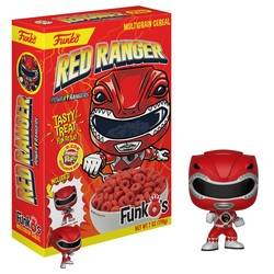 Power Rangers - Pocket Pop Red Ranger