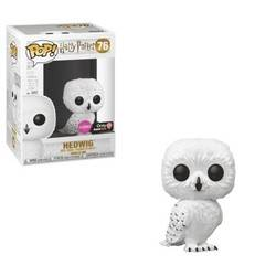 Harry Potter - Hedwig Flocked