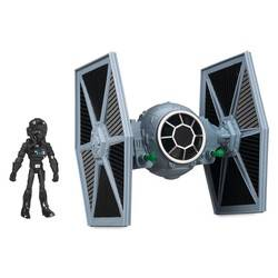 Tie Fighter and Pilot Set