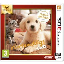 Nintendogs Retriever + Cats (Nintendo Selects)