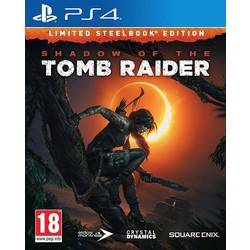 Shadow of the Tomb Raider - Limited Steelbook Edition