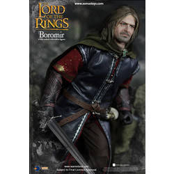 Boromir Sculpted Hair