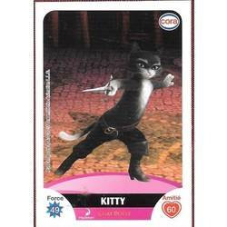 Carte KITTY ( Chat Potté)