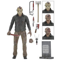 Friday the 13th - Ultimate Part 4 Jason