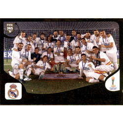 Real Madrid CF Panini FIFA365 2019 Sticker 459 FIFA Club world cup